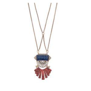 Sunlit Savannah Convertible Pendant Necklace